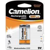Camelion Rechargeable NimH 9V/HR22 250mAh blister 1