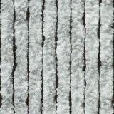 Vliegengordijn Kattenstaart 90x220cm (grijs/wit)