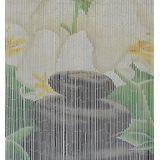 Bamboe Vliegengordijn Lotus Zen 90x200cm