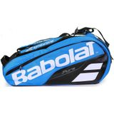 Babolat Pure Drive tennistas 6 rackets blauw/wit