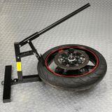 Datona Motorbanden demontage apparaat - DT-57510 - Mat zwart