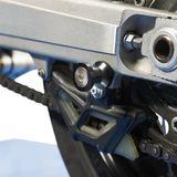Datona Motor bobbins M8 - DT-57522 - Aluminium