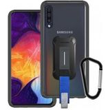 Armor X BX-Series Samsung Galaxy A50 Hoesje Robuust Transparant Zwart