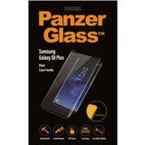 PanzerGlass Samsung Galaxy S8 Plus Case Friendly Screenprotector Zwart