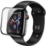 Nillkin 3D AW Apple Watch 38MM Screenprotector Tempered Glass Zwart