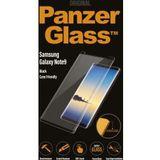 PanzerGlass Samsung Galaxy Note 9 Case Friendly Screenprotector Zwart