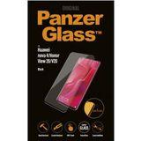 PanzerGlass Honor View 20 Case Friendly Screenprotector Zwart