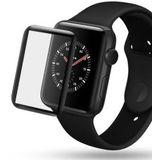 IMAK 3D Curved Apple Watch 38MM Screenprotector Tempered Glass Zwart