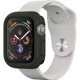 RhinoShield CrashGuard NX Apple Watch 40MM Hoesje Bumper Camo Groen