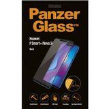 PanzerGlass Huawei P Smart Plus Edge to Edge Screenprotector Zwart