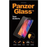 PanzerGlass Xiaomi Mi 8 Case Friendly Screenprotector Zwart