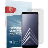 Rosso Samsung Galaxy A6 Plus 9H Tempered Glass Screen Protector