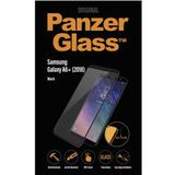 PanzerGlass Samsung Galaxy A6 Plus Edge To Edge Screenprotector Zwart
