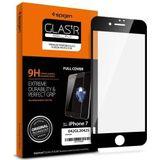 Spigen Apple iPhone 8 / 7 Full Tempered Glass Screen Protector Zwart