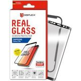 Displex 3D Glass Frame Samsung Galaxy S8 Plus Screen Protector Zwart