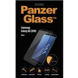 PanzerGlass Samsung Galaxy A6 Edge To Edge Screenprotector Zwart
