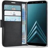 Azuri wallet magnet closure & 3 cardslot Galaxy A6