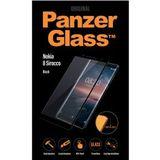 PanzerGlass Nokia 8 Sirocco Edge To Edge Screenprotector Zwart