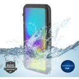 4smarts Active Pro STARK Waterbestendig Hoesje iPhone XS Max Zwart