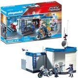 Playmobil 70568 City Action Politie Ontsnapping