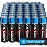 Ansmann AA Alkaline 48x