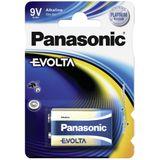 Panasonic Evolta Alkaline 9v blok