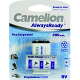 Camelion Always Ready 200mAh 9v