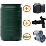 Folder: 210 liter regenton actiepakket Smart
