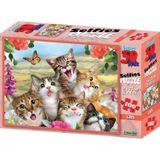 Philos 3D puzzel Cat Selfie 100