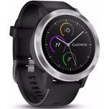 Garmin sportwatch Vivoactive 3 (Zwart/Zilver)