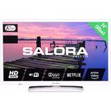 Salora LED TV 24HSW3714 (Wit)