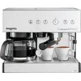 Magimix L'Expresso Automatic & Filter 11423 (mat chroom)