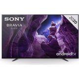 Sony 4K Ultra HD OLED TV KD65A87 (2020)