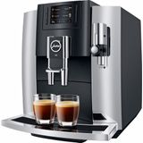 Jura espresso apparaat E8 (Chroom)