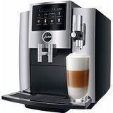 Jura espresso apparaat S8 (Chroom)