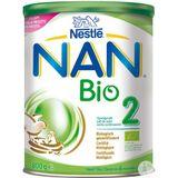 Nestlé Nan Optipro Bio 2 Opvolgmelk Pot 800g