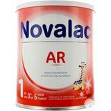 Novalac AR 1 Zuigelingenmelk Poeder 800g