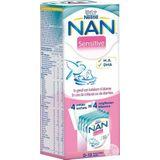 Nestlé Nan Sensitive Eerste Leeftijdsmelk Zakjes 4x26,2g