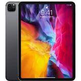 Apple iPad Pro 11 inch (2020) - 128 GB - Wi-Fi + Cellular - Grijs
