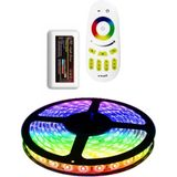 LED Strip Set RGB Kleur - 60 LED/meter - 5050 SMD LED 5 meter 300 LED