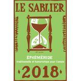 "9x Dagblokkalender """"Le Sablier"""", 2020"