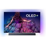 Philips 65OLED934/12 OLED-tv (164 cm / 65 inch), 4K Ultra HD, smart-tv