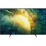 Sony KD55X7055 Bravia LED-televisie (139 cm / (55 Inch), 4K Ultra HD, Smart-TV