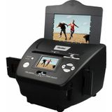 ROLLEI PDF-S240 foto-/diafilm-scanner, 6,1 cm (2,4 inch) display