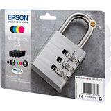 Epson »EPSON 35 Ink Multipack, CMYK (C13T35864010)« inktpatroon