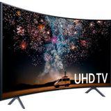 Samsung UE65RU7379 curved led-tv (163 cm / 65 inch), 4K Ultra HD, Smart-TV