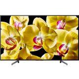 Sony KD75XG8096BAEP led-tv (189 cm / 75 inch), 4K Ultra HD, Smart-TV