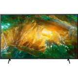 Sony KD55XH8096 Bravia LCD-LED televisie (139 cm / (55 Inch), 4K Ultra HD, Android TV