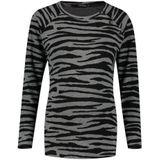 Supermom trui »Zebra Nurs«