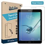 Just in Case Samsung Galaxy Tab S3 9.7 Tempered Glass - Arc Edge